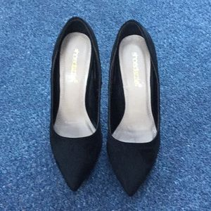 Heels, from Shoedazzle, never worn, size 8